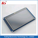 4.3 TFT LCD Display Resolution 480X272 High Brightness 200mcd with Touch Screen