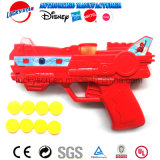 Disc Shooter Plastic Gun Toy for Kid Promotion