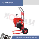 Electric Sectional Drain Cleaner Machine for Indoor Application (D200-A)