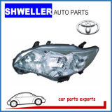 Head Lamp for Toyota Corolla 2010 Middle East