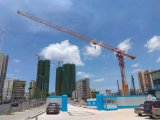 Construction Building Topless Tower Crane