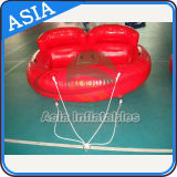 Hot Inflatable Water Game Towable Inflatable Crazy UFO, Funny Water Toys for 2 Person