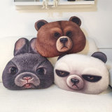 3D Animal Plush Soft Pillow