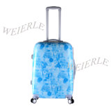Hot Sale Blue Fashion Big-Capability PC Luggage