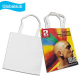 Eco-Friendly A4 Size Sublimation Photo Printing Shopping Bag