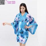 Women Fashion Sexy Slim Fit Rayon Kimono Jacket L28208-2