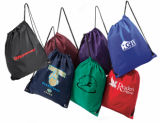 Drawstring Gift promotional Shopping Packaging Backpack