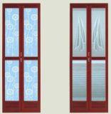 Glass Bi-Fold Door (pH-8858)