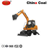 Jhl70 7 Ton 2 Wd or 4WD Wheel Excavator