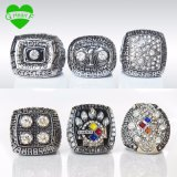 Pittsburgh Steeler Super Bowl Replica Championship Ring with Free Shipping