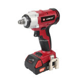 20V Brushless Cordless Impact Wrench Li-ion Power Tool