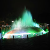 Musical Fountain with Water Curtain