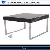 Moden and Fashion Black Coffee Table (TW-020)