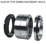 Replacement of Burgmann M74D Double End Face Mechanical Seal (KLM74D)