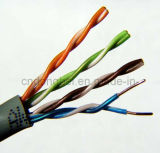 4 Pair Twist Color LAN Cat5e Cable