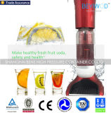Durable Soda Drink Maker Soda Prince with 0.6L Aluminum CO2 Cylinder