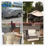 Forward Hard Flloor Camper Trailer with Large Space