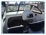 Hot Sale 5.8m Cuddy Cabin Aluminum Boat with Targa