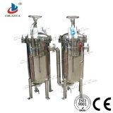 Industrial Multi Stage Stainless Steel Duplex Bag Filter for Chemical and Oil Filtration