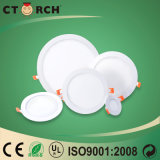 Ctorch Round LED Panel Light 3-24W with Ce Approval