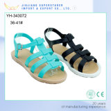 Superstarer Factory Elegant Ladies Teen Girls Leisure Flat PVC Sandals