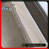 Grey Color 4 Ways Stretch Knitting Denim Fabric Stored Sale