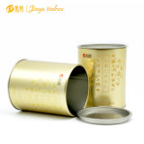 Food Grade Round Coin Tin Box Manufacture