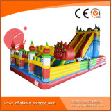 Outdoor Playground Giant Inflatable Bouncy Castle for Kids Toy (T6-032)