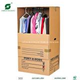 Kraft Corrugated Paper Wardrobe Moving Boxes