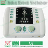 Digital Therapy Acupuncture Electronic Pulse Massager with Heating Funciton