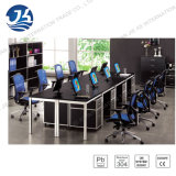 Factory Supply Modern Design Black and White Series MDF Office Furniture