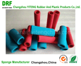 NBR Foam Handle Rubber Foam Handles Customized Size and Color