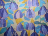 New Ramie Cotton Material Printed Fabric (DSC-4138)