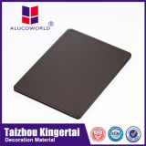 Alucoworld Fireproof Aluminum Interior Wall Panel ACP Building Material