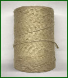 Natural White Jute Carpet Yarn