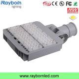 Sensor LED Street Light 140 Lm/Watt Street Lamp with Philips Chip Meanwell Driver