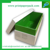 Flower Box Gift Packaging Two Pieces with Lip Box