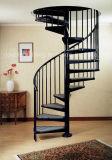 Home Bespoke Spiral Staircase Antislip PVC Tread / Spiral Stairs Kits