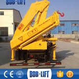 Knuckle Boom Truck with Crane 10 Ton