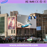 P25 High Brightness Outdoor Large LED Display Screen Panel Factory
