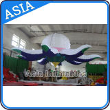 Lighting Inflatable Octopus Models, Giant Inflatable LED Hang Octopus for Party Decoration