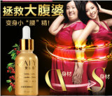 Afy Waist Slimming Oil Herbal Safety Body Slimming Massage Essential Oil for Waist Belly