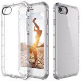 Flexible Transparent TPU Phone Case for iPhone7 7plus