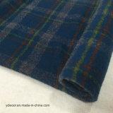 Check Wool Fabric Ready/Stock Fabric