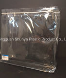 PVC Zipper Bag for Packing Garment Apparel Packaging Bag