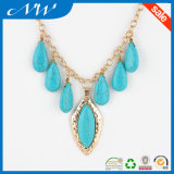 Fashion Jewellery Customize Turquoise Necklace