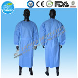 Disposable SMS Competitive Price Surgical Gown with Ce ISO Certificate