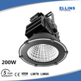 High Lumen Industrial 200W LED Highbay Light for Stadiums