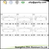 Construction Material Aluminum Profiles Motor Aduio Radiator