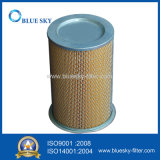 Canister HEPA Filter with Metal Net for Vacuum Cleaner